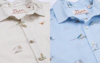 50% Off All Kahala Button Down Shirts! This Weekend Only