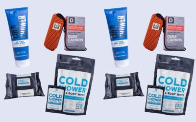 Duke Cannon's Hot Weather Must-Haves are Here!