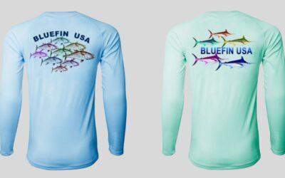 New Men's BlueFin Shirts