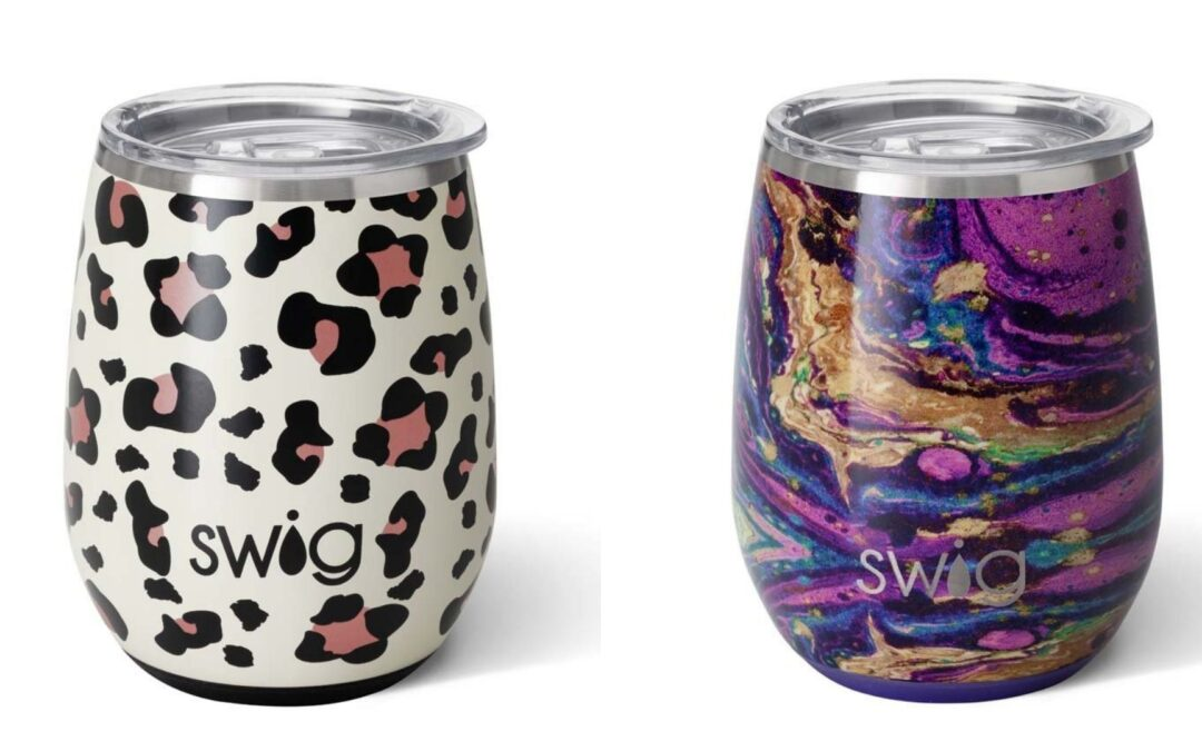 Keep Your Drinks Cool with Swig!