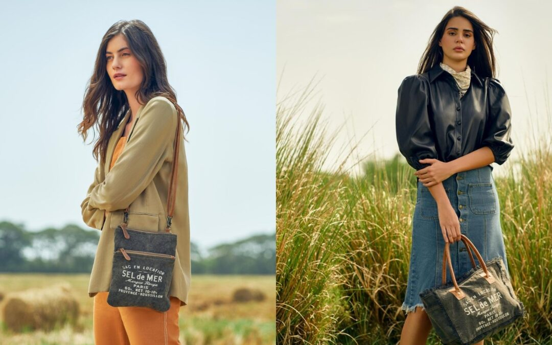 Charcoal Gray is In for Fall! New Myra Bags You'll Love