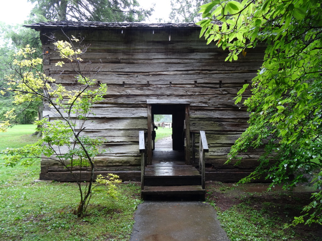 Matthews Cabin, Mabry Mill, Blue Ridge Parkway I Western Sakiori