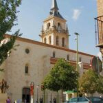The Cathedral of Alcala where the body of St. Diogo rests