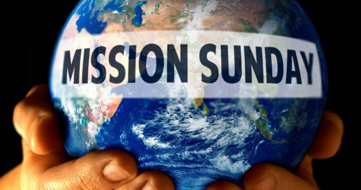 Mission Sunday 2019