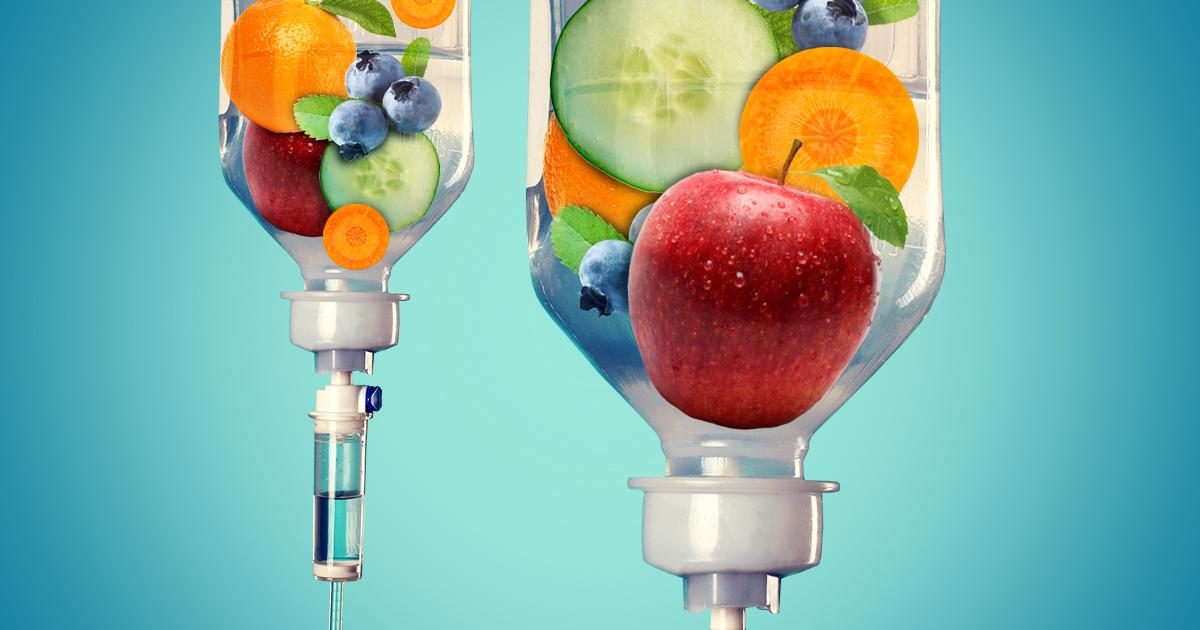 IV Vitamin Therapy at Radian Beauty Renewal
