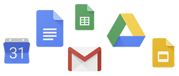G Suite Exchange Email by My Nerdy Web Guy logo