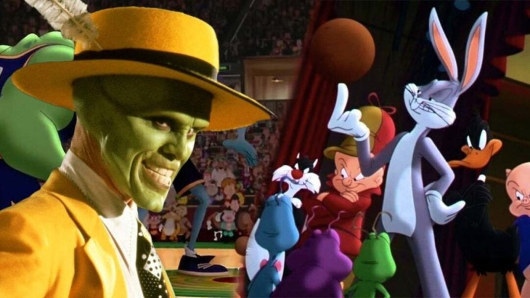 Jim Carrey  Space Jam 2 La Mascara
