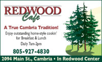 Redwood Cafe EP CPB19.jpg