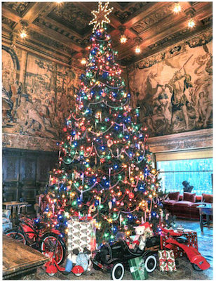 Cambria Hearst Castle Holiday