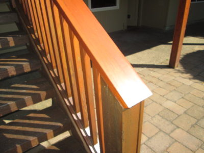 Handrails The Right Material For The Job Crawford Home