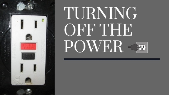 Turning off the Power