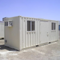 Insulated Office Container Front