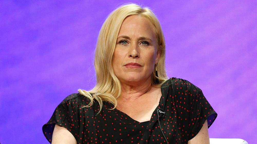 Actress Patricia Arquette Declares 'Trump a National Security Risk' After Admin Warns Russia About Terror Plot