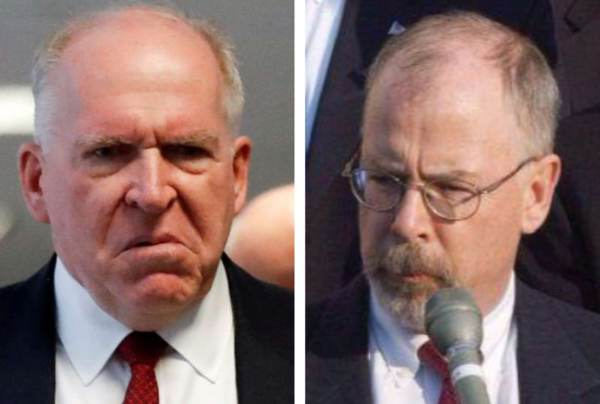Durham Investigation Closing In On Former CIA Chief John Brennan