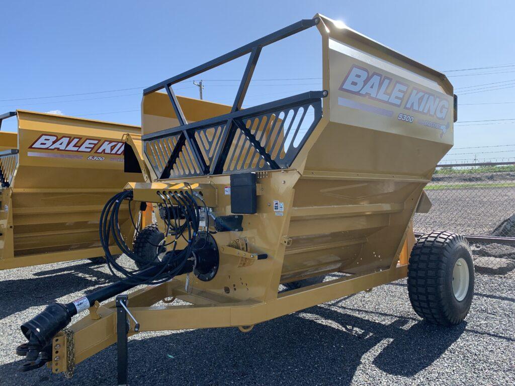 Bale King 5300
