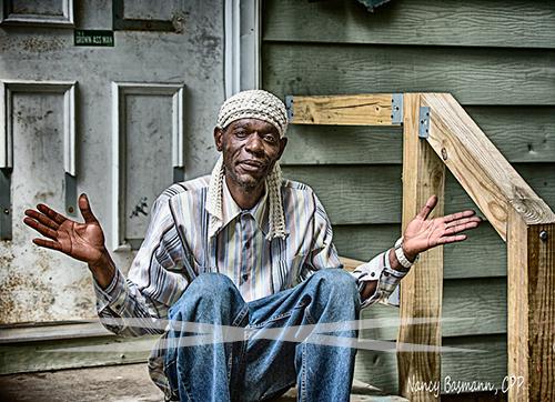 New York Street Portraits