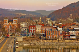 Owego at Dawn