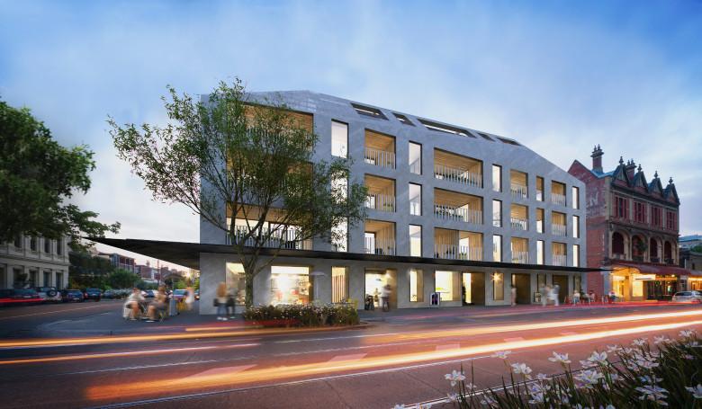 166 Gertrude Street – Apartments
