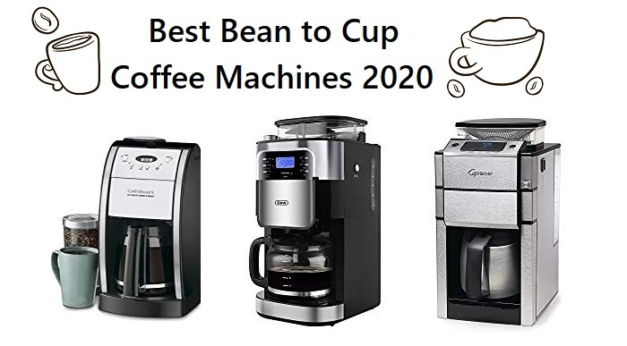 Best Bean to Coffee Machines for 2020