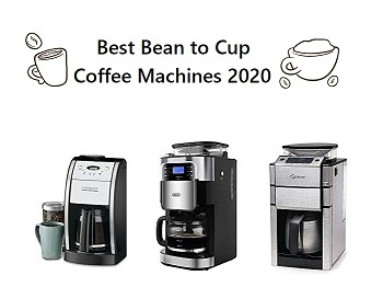 Best Bean to Coffee Machines in for 2020  - Updated Reviews
