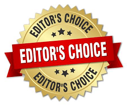 Editors Choice Winner for 2020