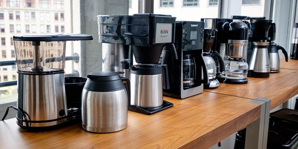 2020 Coffee Maker Buyer Guide Comparison of major manufactuers