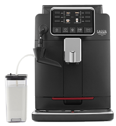 Cadorna Milk vs Velasca Prestige - Gaggia Cadorna Milk comparison guide and introduction.