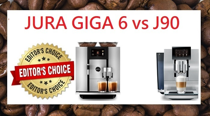 JURA GIGA 6 review vs Z8