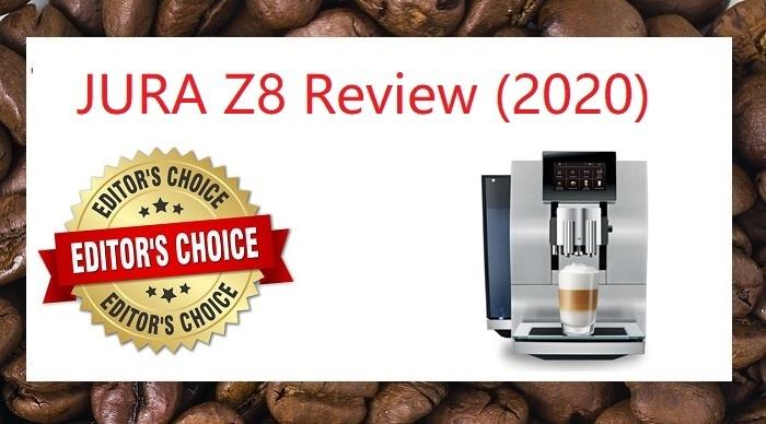 JURA Z8 Review 2020