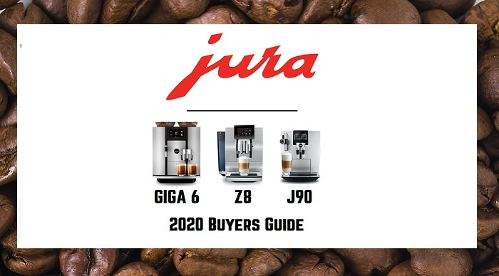 JURA Buyers Guide 2020