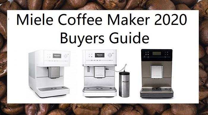 Miele Buyers Guide 2020
