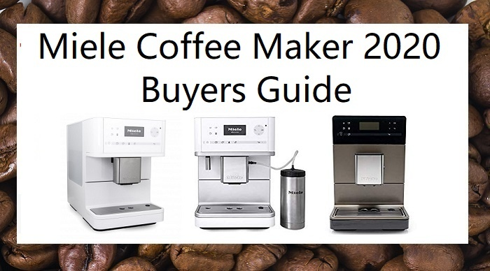 Miele Buyers Guide 2020