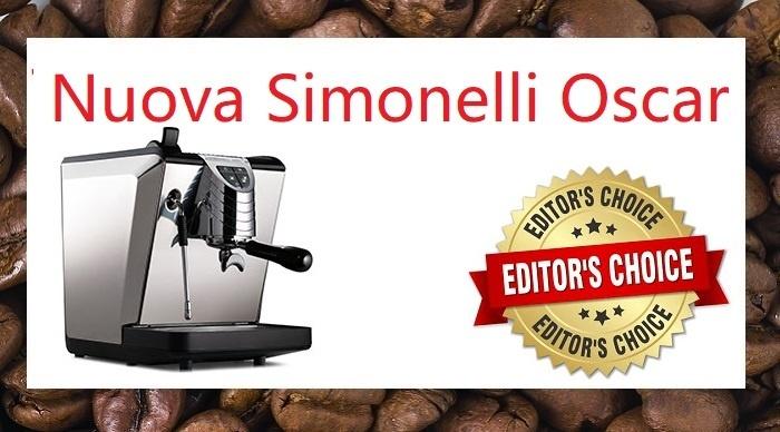 Nuova Simonelli Oscar Review- 2020 Editors Choice Winner