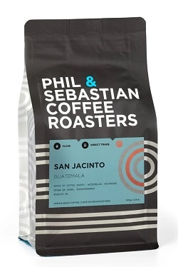Phil & Sebastian Coffee - The San Jacinto coffee bean review