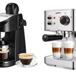 Three Aicook espresso machine and coffee maker reviews shown are the