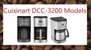 DCC 3200 model comparison 3400 vs 3200BKS