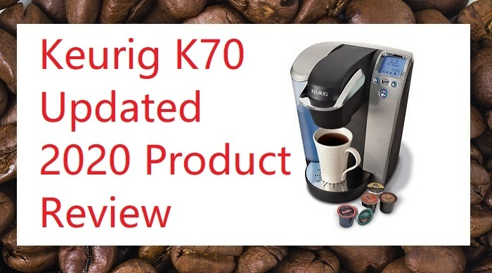Product Detail of Keurig K70 Platinum Used from Amazon sellers