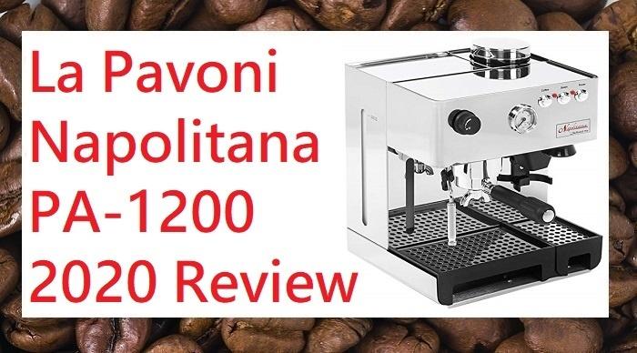 La Pavoni PA-1200 Napolitana Espresso Machine Review