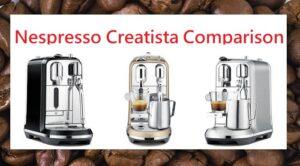 Breville Nespresso Creatista Nespresso Creatista Plus Nespresso Creatista Uno