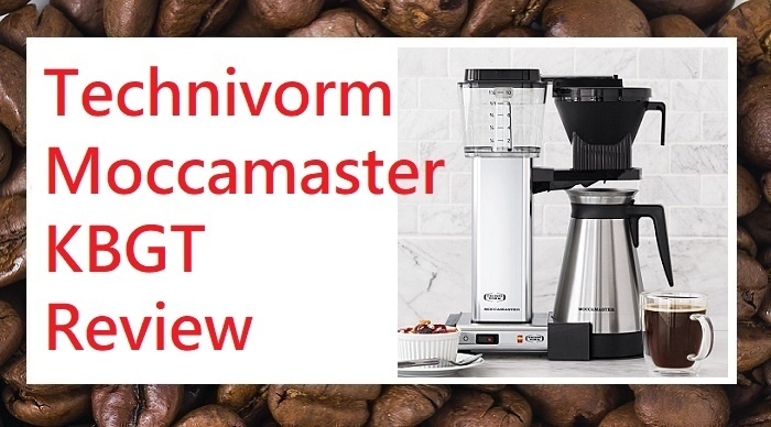 Technivorm Moccamaster review