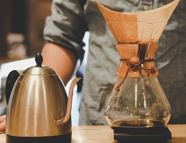How to use your Chemex