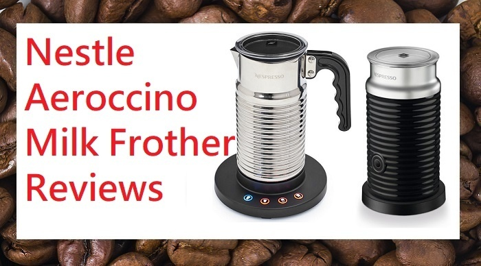 Nestle Aeroccino3 vs Aeroccino4 Review
