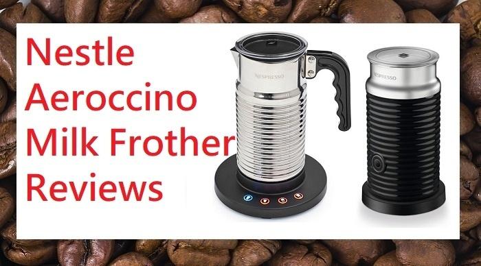 Nestle Aeroccino3 vs Aeroccino4 Review