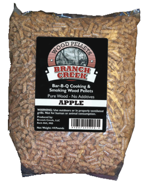 Apple Smoker Wood Pellets