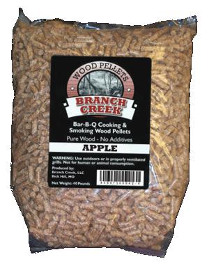 Apple Smoker Wood Pellets