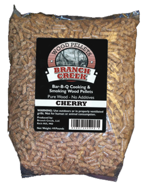 Cherry Smoker Wood Pellets