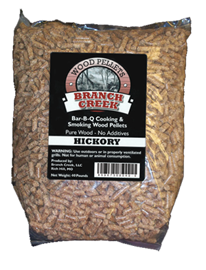 Hickory Smoker Wood Pellets