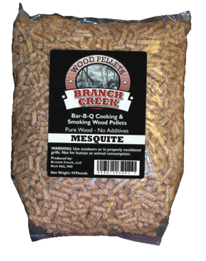 Mesquite Smoker Wood Pellets