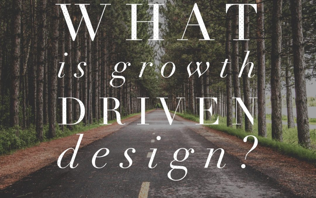 #38   What is Growth Driven Design?