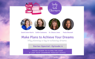 Make Plans to Achieve Your Dreams  | Women's Empowerment